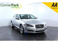 2012 JAGUAR XF D LUXURY SALOON DIESEL