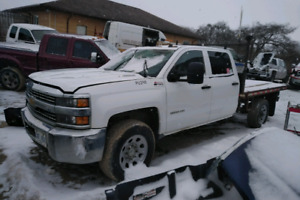 2008-16 Chevy Duramax Parts Trucks @HM Cores Woodstock
