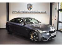 2015 65 BMW 4 SERIES 3.0 M4 2DR AUTO 426 BHP
