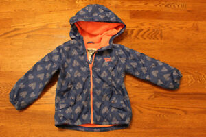 Toddler girls' coat 2T