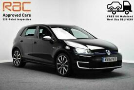 image for 2016 16 VOLKSWAGEN GOLF 1.4 GTE NAV DSG 5D 150 BHP