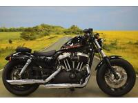 Harley Davidson XL1200 Forty Eight 2011*SCREAMING EAGLE EXHAUST, AIR INTAKE**