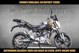 2015 15 KTM DUKE 200CC