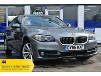 2016 66 BMW 5 SERIES 2.0 520D SE 4D 188 BHP AUTOMATIC DIESEL