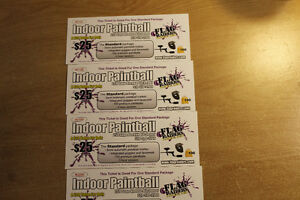 Flag Raiders tickets $ 120.00 value