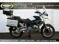 BMW R1200 TU GS | R 1200 | Touring BMW | Lots of extras | 2010 reg |