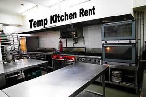 COMMERCIAL KITCHEN FOR RENT / HIRE BY THE HOUR SYDNEY CBD Ultimo Inner Sydney Preview