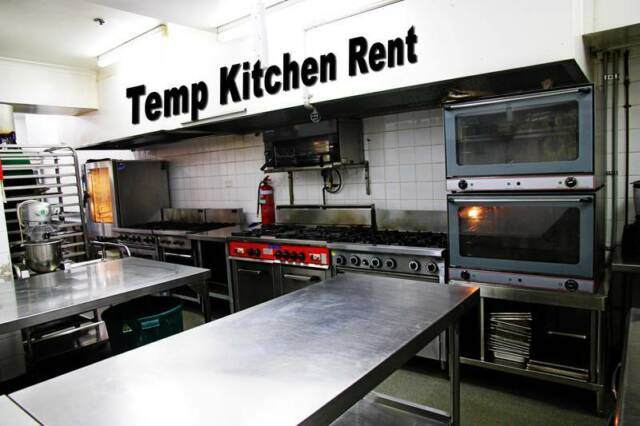 Commercial Kitchen Hire Ultimo