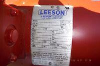 5 H.P. ELECTRIC MOTOR  -230 VOLT -- 1740  R.P.M. ( 1 PHASE )