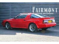 1988 Mitsubishi Starion Turbo Ex Saloon Petrol Manual