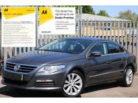Volkswagen Passat CC 2.0TDI CR ( 140ps ) DSG CC AUTO GENUINE CAR BARGAIN PRICED