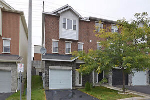 Semi detached TownHouse for Rent central location Ottawa