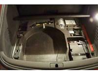 Audi tt spare wheel full kit