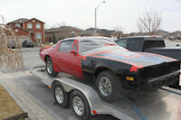 80/81 Trans Am Parting Out, Rust Free Body