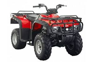 Atomik Krusher 250cc Farm Quad, ATV, Agriculture Bayswater North Maroondah Area Preview