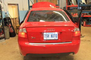 PARTING OUT AUDI S4 2005, 4.2 Manual , AWD 137K