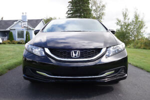 """*2014 Civic EX - Full """"No Deductable"""" Warranty to 160,000 kms!**"""