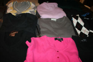 Cashmere Sweaters-JCrew/Lord&Tay/Bloomingdales/Kors/Polo/Lacoste