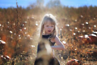 School, Fall, and Family Photography