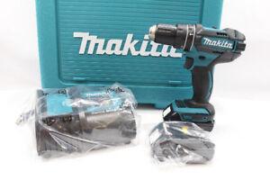 Kit de Drill Makita 18V NEUF Seulement 259.95$!