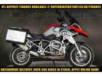 2013 63 BMW R1200GS 1200CC 0% DEPOSIT FINANCE AVAILABLE