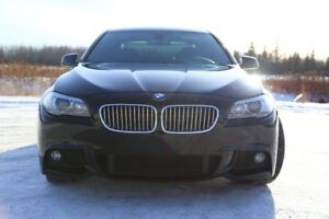 2013 BMW 5-Series M-Sport 550i xDrive Sedan
