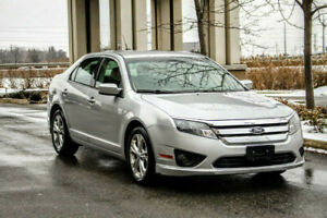 2012 FORD FUSION SE V6***SALE***Mint condition***