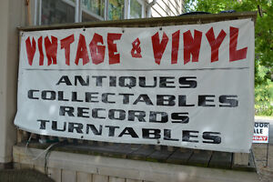 WOW! 1000's! of USED VINTAGE RECORDS! A few Turntables as well! London Ontario image 7