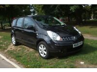 Nissan Note 1.4 16V ACENTA (black) 2008