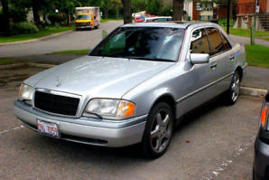 1995 Mercedes Benz C280 for sale