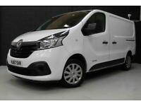 2017 Renault Trafic 1.6 dCi ENERGY 27 Business+ SWB Standard Roof EU6 (s/s) 5dr