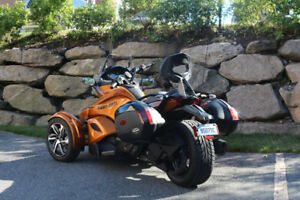 wow!!! can am spyder st