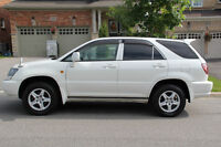 1999 TOYOTA HARRIER  (  Lexus RS300 ) Right Hand Drive