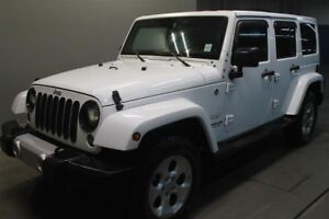 2014 Jeep Wrangler Unlimited Sahara LOW KM! - Bluetooth - Alloy
