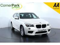 2012 BMW X1 SDRIVE20D M SPORT ESTATE DIESEL