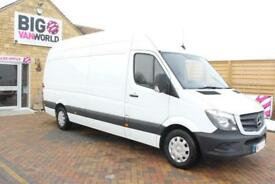 2014 MERCEDES SPRINTER 316 CDI 163 BHP LWB SUPER HIGH ROOF VAN LWB DIESEL