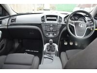 Vauxhall Insignia 2.0CDTI 16V SRI 160PS (black) 2009