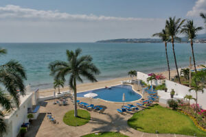 Beachfront Condo- Bucerias