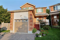 4+1 Bdrm Home w/ Finished W/O Bsmt, 2nd Kitchen in Bowmanville.
