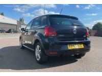 2017 Volkswagen POLO HATCHBACK 1.2 TSI Match Edition 5dr Hatchback Petrol Manual