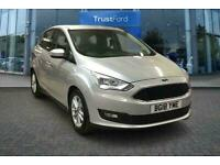 2018 Ford C-MAX 1.0 EcoBoost 100ps Zetec 5dr ONE OWNER + FULL SERVICE HISTORY **