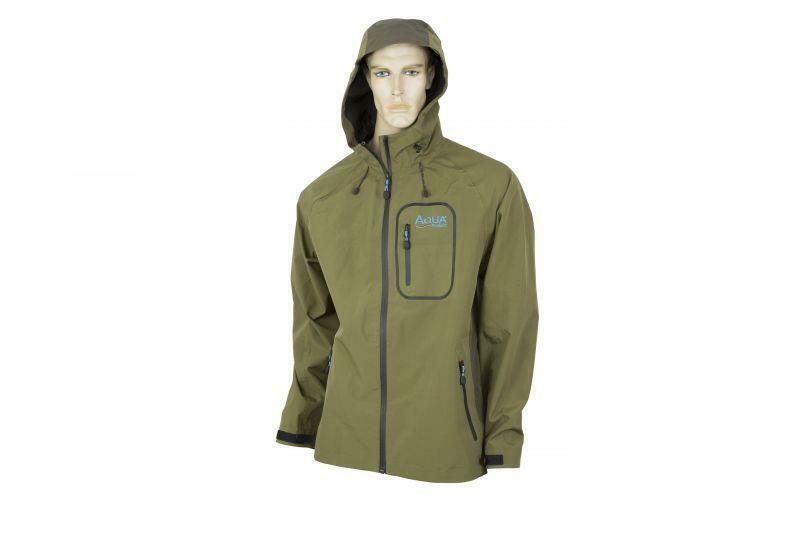 Aqua Products F12 Torrent Jacket / Carp Fishing Clothing