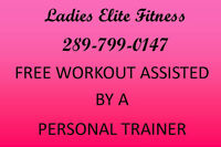 Free Workout at our Grand Opening