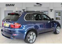 2013 13 BMW X5 3.0 XDRIVE40D M SPORT 5D AUTO 302 BHP DIESEL