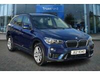 2018 BMW X1 SDRIVE18I SPORT 5DR - POWER TAILGATE, SAT NAV, CRUISE CONTROL, REAR