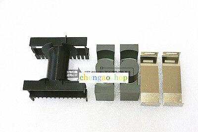 1set Etd59 1313pins Ferrite Cores Bobbintransformer Coreinductor Coil 301 Zx