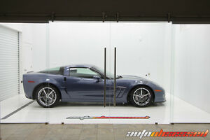 Corvette Grand Sport Heritage with Edelbrock Supercharger