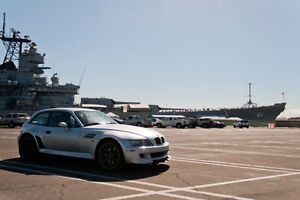 2001 BMW M Roadster & Coupe Coupe (2 door) Strathcona County Edmonton Area image 2