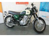 MASH MOTORCYCLES ROADSTAR 400CC EURO 4 RETRO STYLING