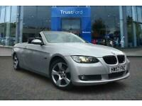 2007 BMW 3 Series 320i SE 2 Door Convertible with Heated Seats and Rear Parking